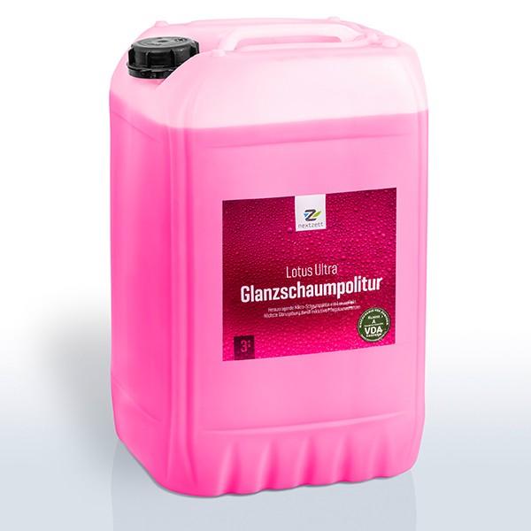 Lotus Ultra Gloss foam polish