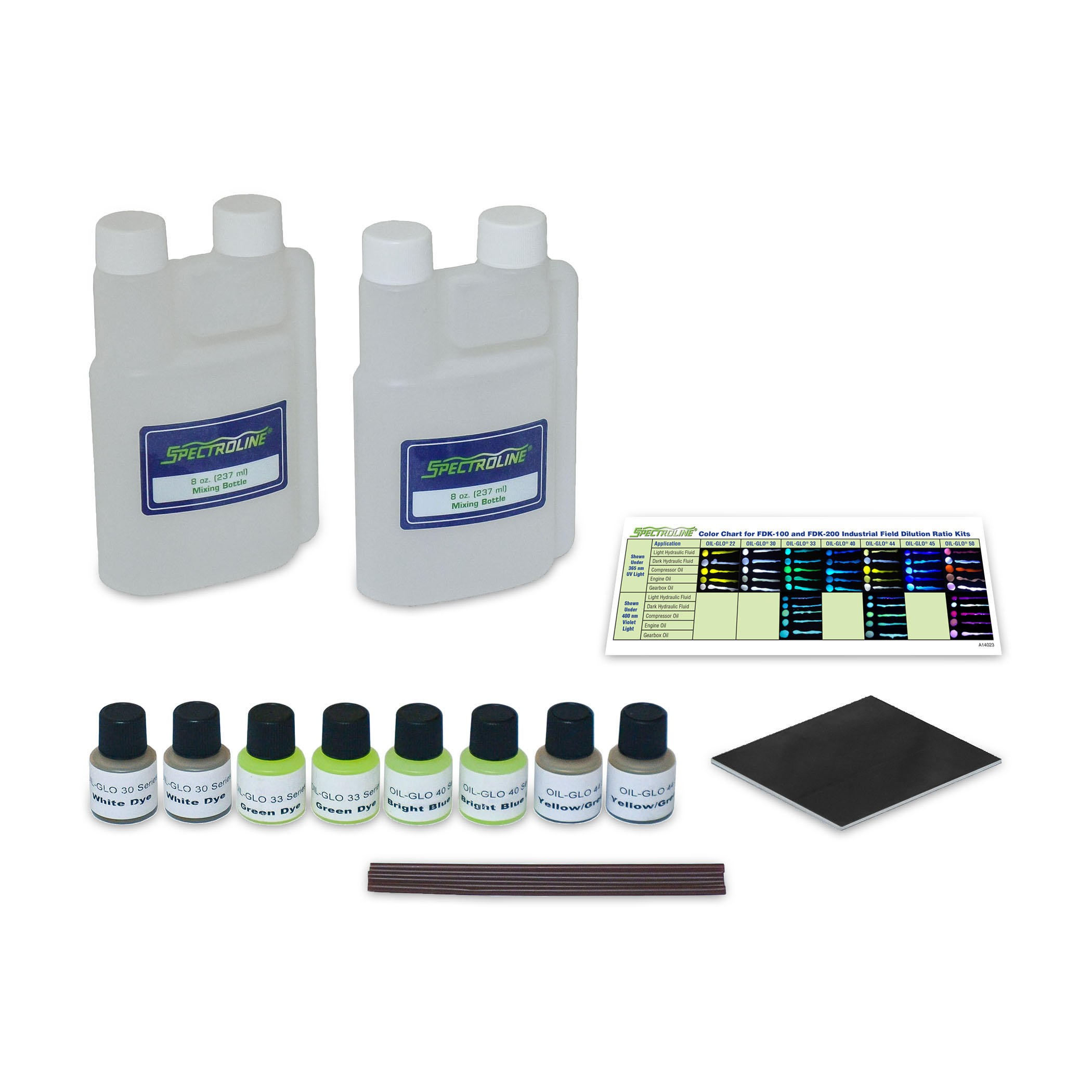 Oil Sample Test FDK-100 Kit