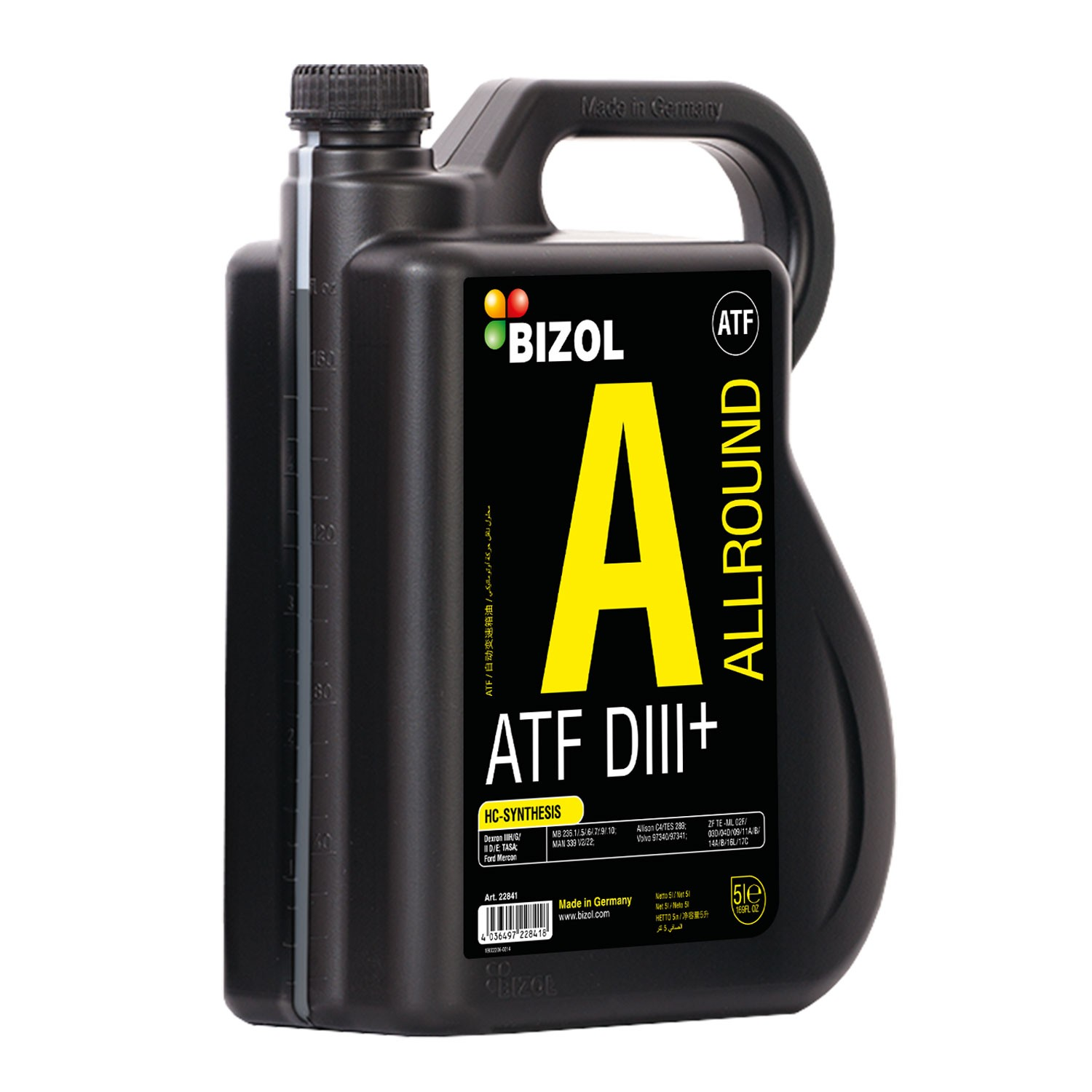 BIZOL Allround ATF D-III+