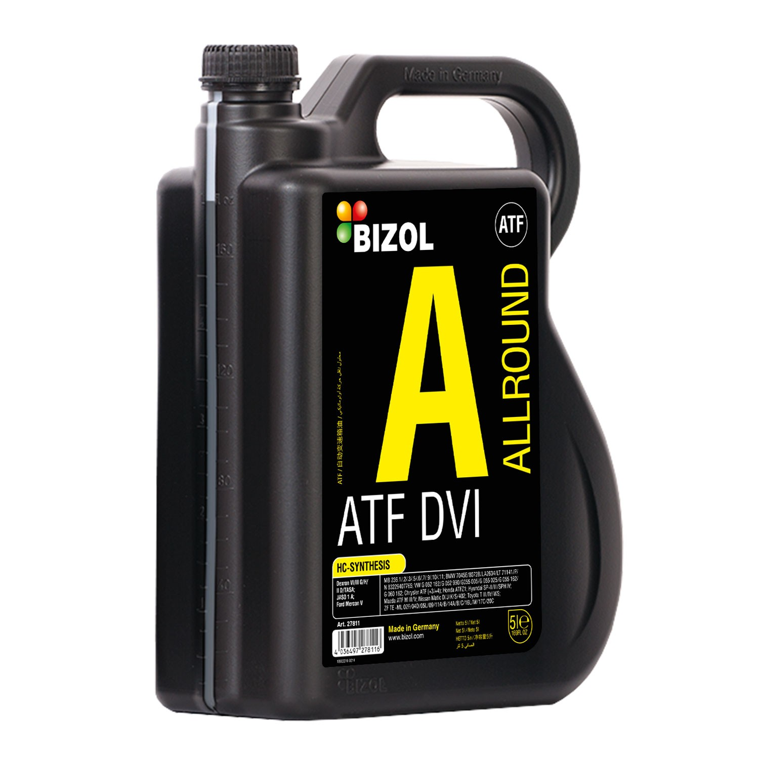 BIZOL Allround ATF DVI
