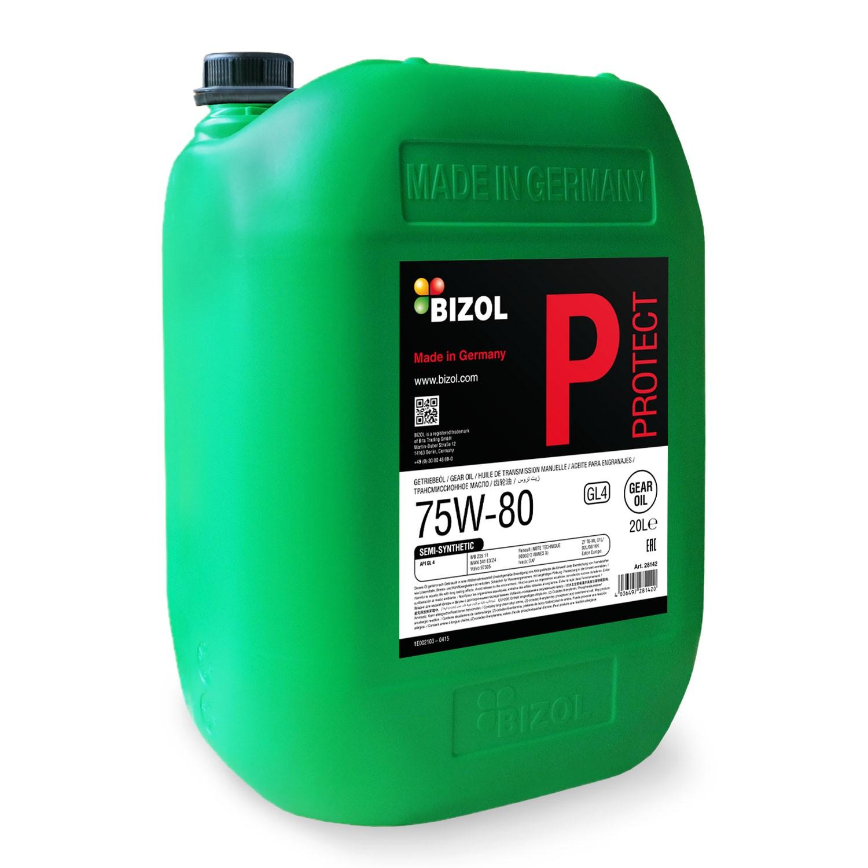 BIZOL Protect Gear Oil GL4 75W-80