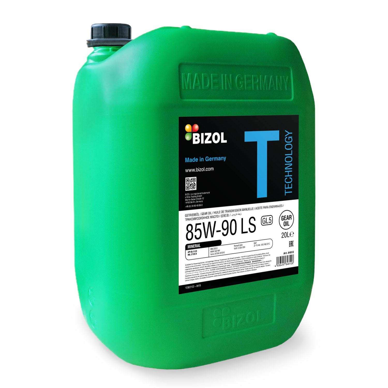 BIZOL Technology Gear Oil GL5 85W-90 LS