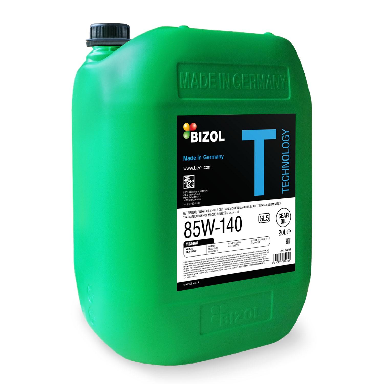BIZOL Technology Gear Oil GL5 85W-140