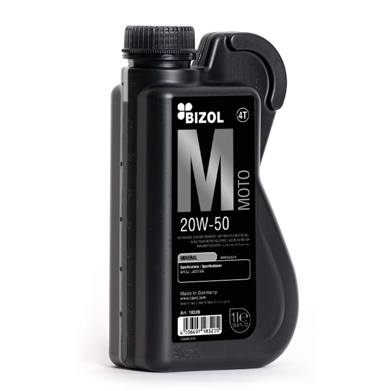 BIZOL Moto 20W-50