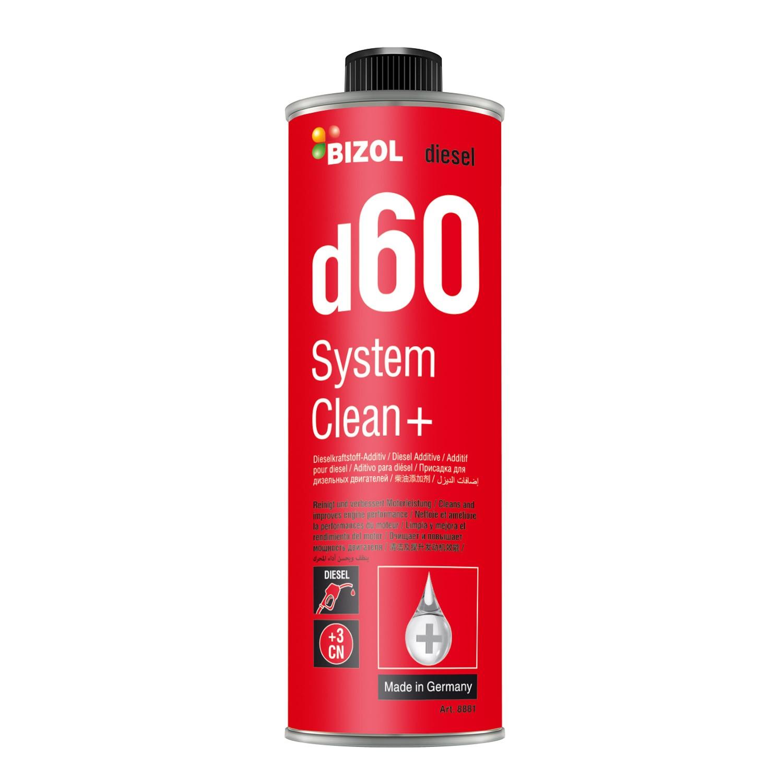 BIZOL Diesel System Clean+ d60