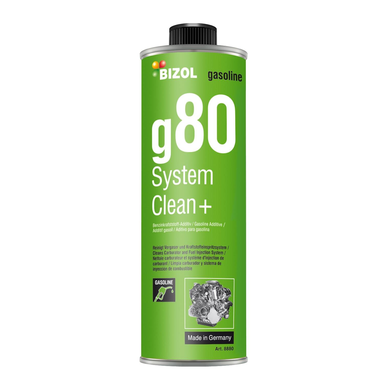 BIZOL Gasoline System Clean+ G80