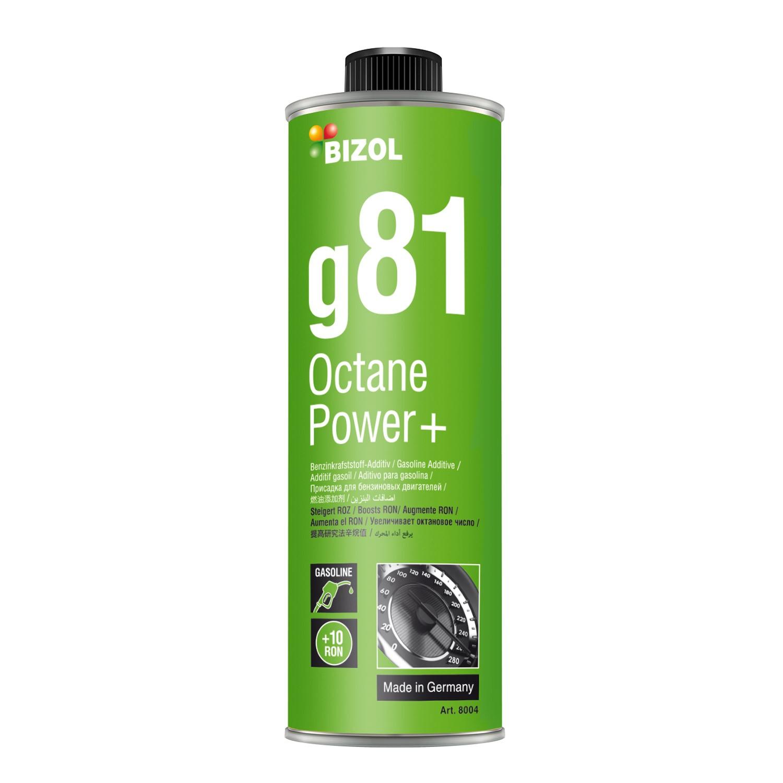 BIZOL Octane Power+ g81
