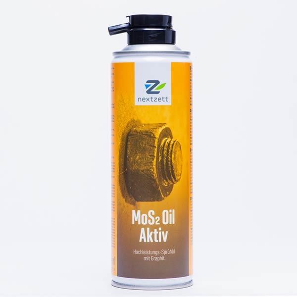 MoS2 Oil Aktiv
